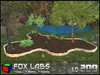 Sculpt Stone Garden Edging - Full Permissions, 30+ Sculpt Maps, LOD Stable [Fox Labs]