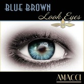 Amacci Look Eyes ~ Pale Blue