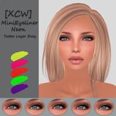 [XCW] MiniEyeliner - Neon