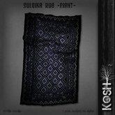 KOSH- SULEIKA RUG -night-