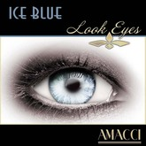 Amacci Look Eyes ~ Ice Blue
