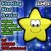 [Screwball Cartoon Avatars] Shooting Star Avatar
