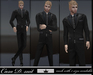 Casa (mesh) dark Suit