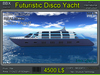 YACHT - Disco Boat