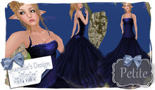 ~*~Shar's petites~*~Elegance gown petite promo