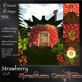 *FS* Charmed Cottage (strawberry)
