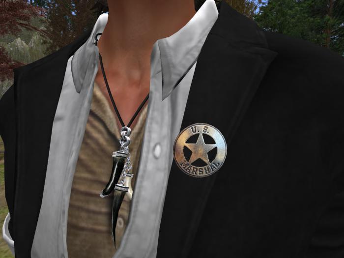 *US Marshal Badge*