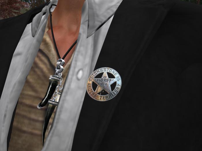 *Sheriff's Badge*