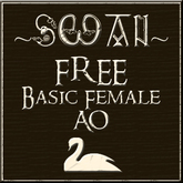 ~SWAN~ Free Basic Female AO