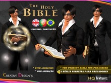 ::CreaTive DesiGn'S:: 0052 - Holy Bible (Biblia Sagrada) v2