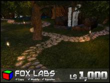 Rock Pathway Sculpt Pack - Full Permissions - Fox Labs - The Original
