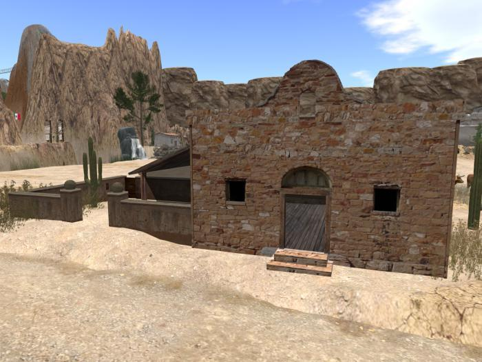 *Old Mexican House*