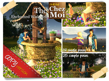 Enchanted WishWell COPY 1.1 ♥ NEW Chez Moi