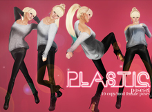 "[LA] LOSTANGEL ""Plastic"" - Posepack"