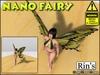 Rin's Mesh Nano Fairy v3.0.1 (Bento, Fitmesh, BoM)