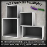 :Z.S: Full Perm Mesh Box Display