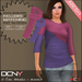 Dcny mesh dline sweater extra info mkt