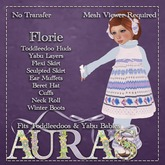 *Aura's* Florie in Blue for Yabu & Toddleedoo