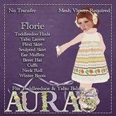 *Aura's* Florie in Peach for Yabu & Toddleedoo