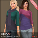 Dcny mesh dline sweater extra info 2 mkt