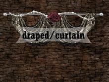 elegance deco desing curtain /drapes 187
