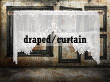 elegance deco desing curtain /drapes 203