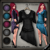 20.FIVE Mesh Night Dress