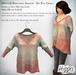 ((Hippo)) Bohemian Sweater - Dip Dye Cream