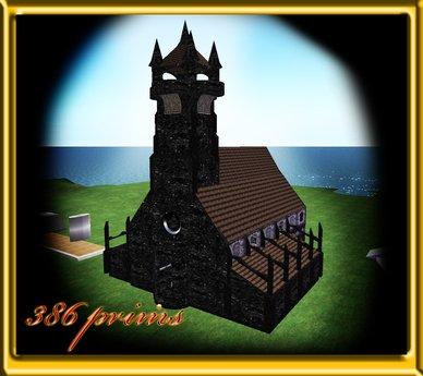 *  Goth Church  *
