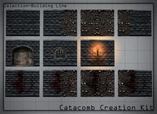Zelection ~ Catacomb Creation Kit