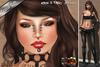 s h o c k   amber skin   shape gg vendor