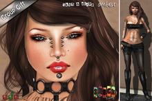 [ S H O C K ] Amber Skin & Shape (Group gift)
