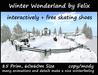 Winter Wonderland By Felix