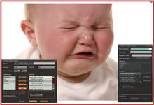 GESTURE baby crying C