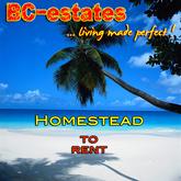 BC-estates * Homestead Sim to rent
