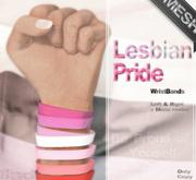 Mad' - Lesbian Pride - WristBands