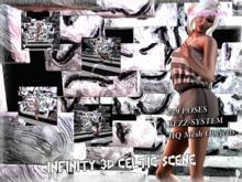 INFINITY 3D CELTIC SCENE BOXED 229 Poses