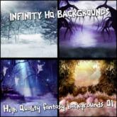 Fantasy Backgrounds 01 FullPerm
