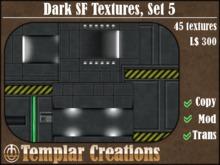Dark SF Textures - Set 5