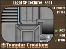 Light SF Textures - Set 1
