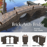 *AQF* Brick Arch Bridge