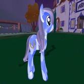 Crystal Pony Mod Set for EP (Mero) Pony Avatars