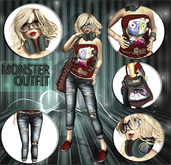 NS:: Monster Outfit