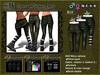 :SEY Sarrouel-Skinny_Pants-F [green]