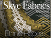 Skye ethnic repeat fabric textures 8