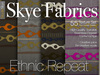 Skye ethnic repeat fabric textures 2