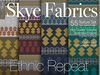Skye ethnic repeat fabric textures 5