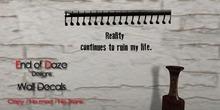 EoD Reality