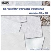 Izzie's - Winter Terrain Textures
