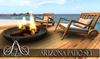 SALE!!! ~BAZAR~ Arizona patio set